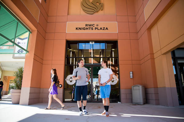RWC Knights Plaza