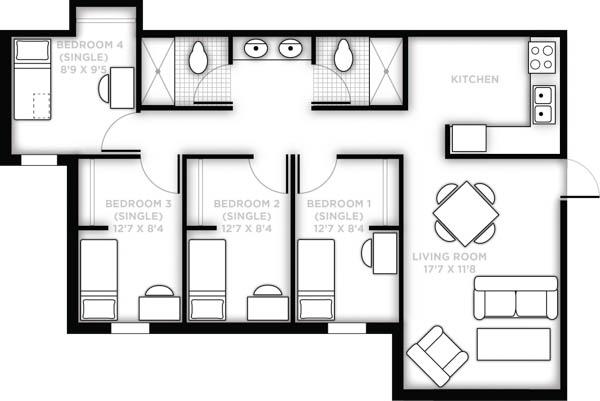 lake claire community \u2022 housing and residence life \u2022 ucf Princeton Electrical Engineering